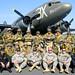U.S. Army colonel jumps at Normandy reenactment