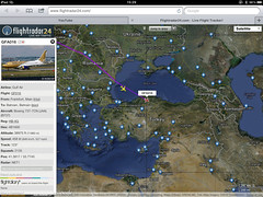 Gulf Air 016 via Flightradar24 (Frans Zwart) Tags: window gold inflight bahrain cabin gulf view frankfurt air engine class business falcon boeing winglet klm premium gf fra bah 737 pti bbj gfa cfm eddf privatair obbi hbiiq 7377cn flightradar24 gf016