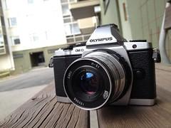 camera lens olympus omd industar61