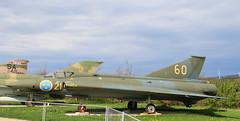 35931 (EI-AMD Photos) Tags: germany force aviation air swedish lp junior draken saab 60 35e 35931 hermeskeil flugausstellung eiamd