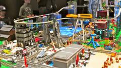 View from Junkyard (Imagine) Tags: lego denver future scifi monorail cowlug foitsop imaginerigney historycoloradocenter