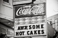 Awesome Like My Baby (Thomas Hawk) Tags: sanfrancisco bw usa restaurant unitedstates unitedstatesofamerica cocacola califorina itstops