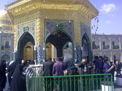 20120210083 (majidcha) Tags: reza mashhad  emam    ziyarat
