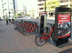 Capital Bikeshare Spring 2012 Expansion