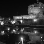 "Castel Sant'Angelo at Night <a style=""margin-left:10px; font-size:0.8em;"" href=""http://www.flickr.com/photos/14315427@N00/7315658992/"" target=""_blank"">@flickr</a>"