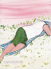 # 2038 gras (h e r m a n) Tags: art painting kunst schilderij herman gras