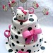 torta za 18. rodjendan Hello Kitty