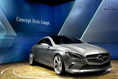 Mercedes Concept Style Coupe (F.Carvajal) Tags: madrid canon mercedes style mercedesbenz concept 1855 coupe 550d load30