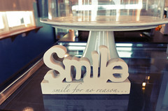 smile (Explored 4 June 2012) (Indigo Skies Photography) Tags: food lighthouse colour sign cake shop photography flickr australia nsw smil newsouthwales colourful nikond2h capebyron raychristy