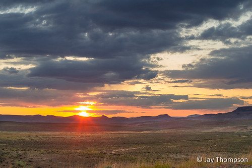 "Sunset in the Owyhee • <a style=""font-size:0.8em;"" href=""http://www.flickr.com/photos/27893238@N07/7340313346/"" target=""_blank"">View on Flickr</a>"