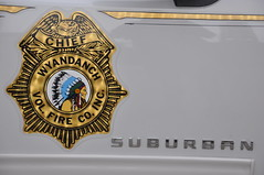 Wyandanch Volunteer Fire Company Inc. Chief (Triborough) Tags: nyc newyorkcity ny newyork chevrolet gm suburban manhattan chief firetruck financialdistrict fireengine lowermanhattan firechief newyorkcounty wvfc wyandanchvolunteerfirecompanyinc wyandanchvolunteerfirecompany