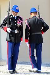 Changing of the guard, Monaco, Monte Carlo (Pranav Bhatt) Tags: guard changingoftheguard princespalace monacomontecarlo