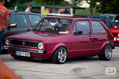 """VW Golf Mk1 • <a style=""""font-size:0.8em;"""" href=""""http://www.flickr.com/photos/54523206@N03/7362538974/"""" target=""""_blank"""">View on Flickr</a>"""