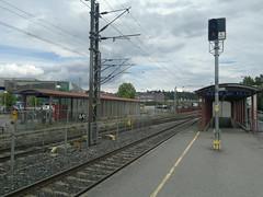 2012.06.12 - Kirkkonummi (Dexte-r) Tags: station train finland nokia railways vr n8 2012 kirkkonummi båtvik