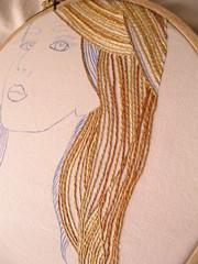 (clarastygn) Tags: diy embroidery crafts stitching broderie stygn broderi fsfeature