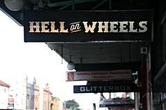 2014 Sydney: Signs #9 (dominotic) Tags: streetart sign ads graffiti modernart sydney drawings australia nsw newsouthwales graffito advertisements stencilart socialcommentary 2014 innercitysydney