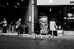 Walking (ShaaBaaZ) Tags: street paris montparnasse tokinarmc28mmf28 pentaxkr