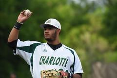 Baseball-vs-Old Dominion (G1), 5/6, Chris Crews, DSC_4737 (Niner Times) Tags: old baseball charlotte 49ers ncaa unc monarchs d1 dominion uncc cusa ninermedia
