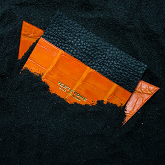 The rise of the Phoenix (Vertstone) Tags: england 6 fashion handmade wallet alligator lizard ostrich luxury iphone cardholder vertstone