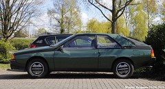 Renault Fuego GTL 1981 (XBXG) Tags: auto old france holland classic netherlands car vintage french automobile nederland voiture renault 1981 frankrijk fuego paysbas coupe coup ancienne overveen franaise gtl renaultfuego 5shz02