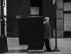 Lean (__paulieb) Tags: blackandwhite chicago streetphotography explore