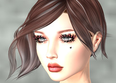 LuceMia - SlackGirl (MISS V ITALY 2015  4th runner up MVW 2015) Tags: model lashes makeup sl slackgirl
