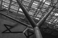 sprout (mohamedyamin_masop) Tags: leica sculpture building art film architecture photography m3
