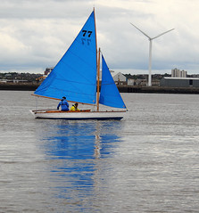 Wallasey Yacht Club RS3 (sab89) Tags: new club race river boats boat wooden brighton sailing yacht tide low racing class estuary half yachts oldest mersey seabird wallasey od rs3 raters