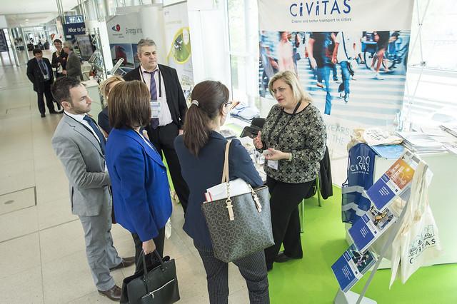 Akrivi Kiousi explains Civitas