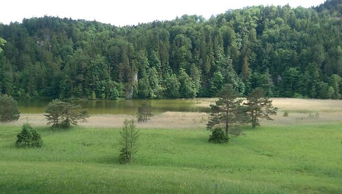 Faulenbachtal, Obersee