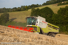 16072015-IMG_1565 (Deschamps productions) Tags: tractor wheat harvest combine harvester tracteur moisson bl fendt claas lexion cestari transbordeur moissonneuse