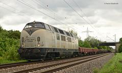 V 270.09 SGL (vsoe) Tags: railroad train germany deutschland engine eisenbahn railway bahn freighttrain zge gterzug gterzugstrecke