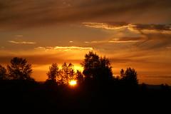 Beautiful Sunset (Tina Stadeli) Tags: