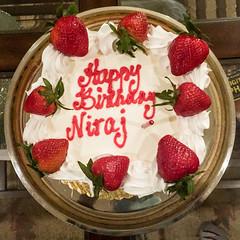 Celebrating Neeraj's Birthday (Sujal Parikh) Tags: birthday march celebrating neeraj sammamish 2016