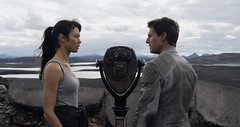 "Tom Cruise and Olga Kurylenko in ""Oblivion"" (Static Phil) Tags: tomcruise olgakurylenko moviepicture"