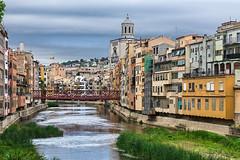 Gerona (Txantxiku) Tags: gerona cataluaciudades viajes