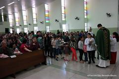 26_jun 2016 BatismoNaMatriz (98) (Paroquia So Benedito/Bauru) Tags: batismo matriz sobenedito crepaldi sacramento 2016