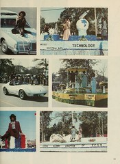 Homecoming Parade, Elizabeth City State University, 1979 (North Carolina Digital Heritage Center) Tags: technology parades parade float floats yearbooks annuals ecsu industrialarts elizabethcitystateuniversity