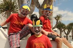 Easter at Sands Beach (Sands Beach Lanzarote) Tags: kids club easter hotel spain sunday lanzarote buddy resort facepaint canaryislands costateguise sandsbeach