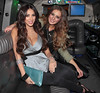Georgia Salpa and Roz Purcell Hush nightclub at the Red Cow Complex celebrates it's 5th birthday Dublin, Ireland