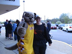 Beech Brook (12) (Moondog Mascot) Tags: 100k moondog cavaliers beechbrook 04222012 fleetfeetsports5k