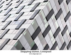 Stepping stones. Liverpool (Ianmoran1970) Tags: light building liverpool shapes ianmoran ianmoran1970
