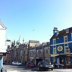The Dome and pubs