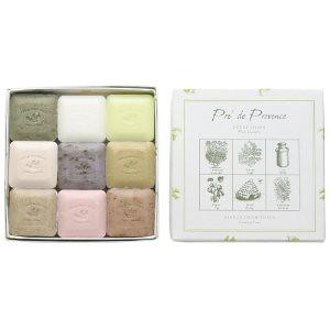 法国普润普斯Pre de Provence什锦礼盒装草本香皂 $14.11