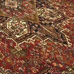 A Few Minutes With The Rug Man (raisinsawdust - (aka: tennphoto)) Tags: classic square carpet design nikon colorful tennessee iranian oriental 2012 orientalrug rugstore orientalcarpet d90 carpetgallery nikond90