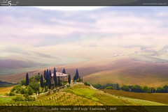 Il Belvedere (5 Minutes Away) Tags: morning travel vacation art beautiful fog fun high amazing interesting italia artistic 5 unique quality awesome great away divine explore international exotic tuscany stunning belvedere unusual charming foreign toscana minutes toskana orcia interessant spektakulr beatutiful 5minutesaway italiein