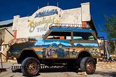 Crosley Van in Terlingua