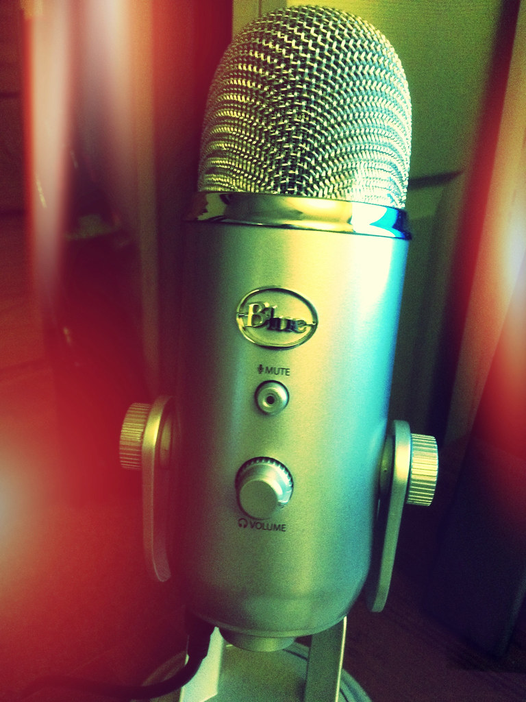 The World's most recently posted photos of microphone and yeti
