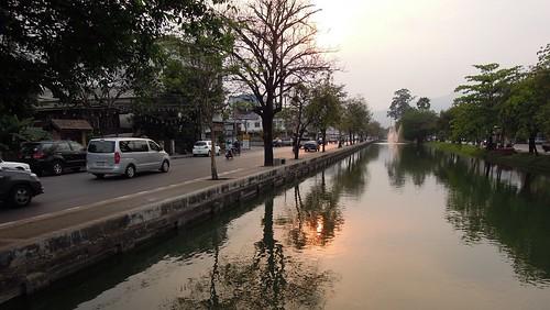 Sunset, Chiang Mai