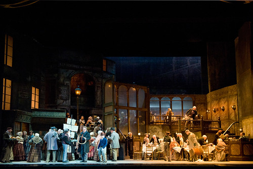 John Copley's iconic production of La bohème to be given send off with special farewell event on 23 May 2015